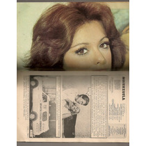 Fotonovela Valentín Trujillo Póster Lucía Méndez 1980