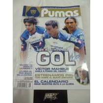 Revista Oficial Pumas. Año 3 # 8. Agosto 2006. Universidad