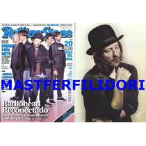 Radiohead Thom Yorke Rolling Stone Mexico Mayo 2012 Mmu