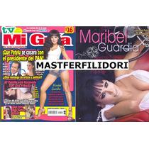 Maribel Guardia Revista Mi Guia De Marzo 2010 Thalia Mmu