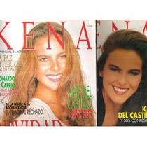 Kate Del Castillo En Revistas Kena Y Tvynovelas