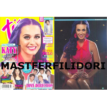 Katy Perry Harry Styles One Direction 1d Revista Tu 2012 Mdn