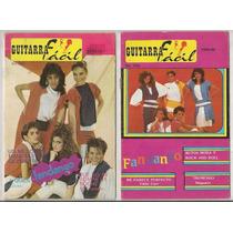 Lote 2 Revistas Guitarra Fácil Grupo Fandango De 1987