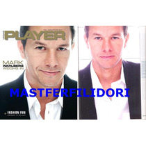 Mark Wahlberg Revista Vegas Player Invierno 2011 Marky