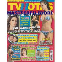 Anahi En Bikini Revista Tvnotas Marzo 2015 Rbd Rebelde