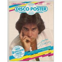 Revista Póster Gigante Y Cromo José Luis Rodríguez Puma 1983