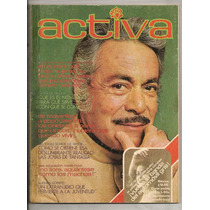 Revista Activa Ernesto Alonso 1978