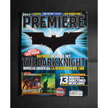 Revista Cine Premiere # 157 Octubre De 2007