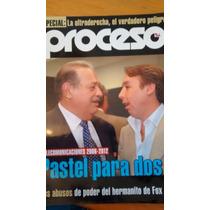 Revista Proceso Octubre De 2006 N 1562 Telecomunicaciones