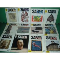 Revista Saber Ver Lote De 12 Ejemplares Como Nuevos Vndac#