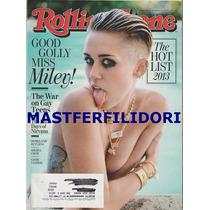 Miley Cyrus Revista Rolling Stone Usa De Octubre 2013