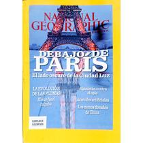 National Geographic. Febre Del 2011. Debajo De París.