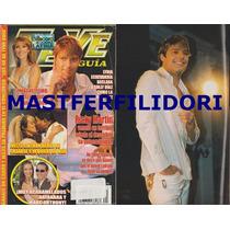 Ricky Martin Revista Teve Puerto Rico De Marzo 2002