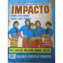 Revista Impacto Presenta: Menudo En Mexico. (1983)
