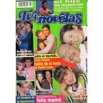 Capulina En Portada De Tv Y Novelas 1999