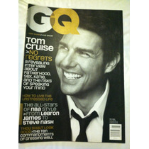 Tom Cruise Michael Jackson Revista Gq Usa