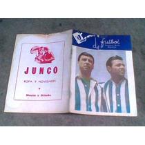1a.revista De Fut En Mexico As De Futbol 1945