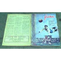 1a.revista De Fut En Mexico As De Futbol 1936