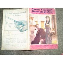 Novela Semanal Cinematografica Año 1947