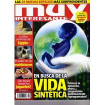 Revista Muy Interesante Año Xxvii #10 ( Vida Sintética)