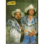 Grupo Bronco Gigante De América En Revista Alarma De 1992