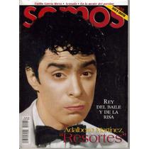 Adalberto Martinez Resortes Reportaje En La Revista Somos