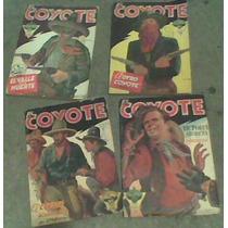 Novela El Coyote Año 1948