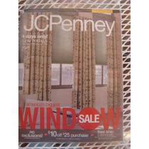 Catalogo Jcpenney Cortinas Balances Coordinados Persianas