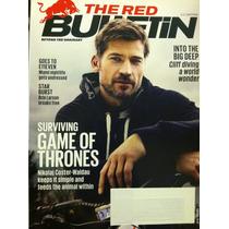 Henry Cavill Nikolaj Coster Brie Larson Revista Red Bulletin