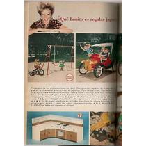 Amf Cora Kusan Catálogo Juguetes Mexicanos 3 Páginas 1962