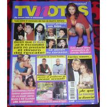 Lucia Mendez En Portafolios De Tv Notas Julio De 2000