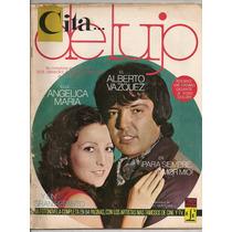 Angélica María Alberto Vázquez Revista Fotonovela 1972 Bbf