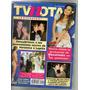 Los Novios De Veronica Castro Y Lupita, En Revista Tv. Notas