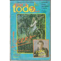 Revista Toca Todo Facil. Contiene Reportaje De: Lucero #173