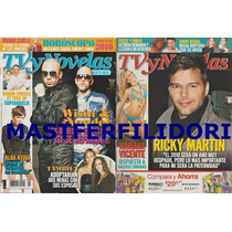 Ricky Martin Wisin & Yandel Tvynovelas Puerto Rico 2010