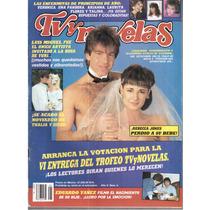 Revista Tv Y Novelas Núm 5 En La Portada Fernando Y Alejand