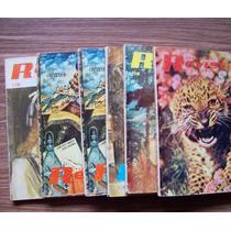 Revista De Revistas-lote De 5 Ejemplares-hm4