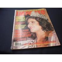 Revista Impacto, Líos De La Familia Revolucionaria- Año 1982