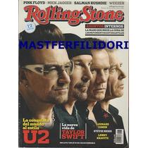 U2 Bono Taylor Swift Rolling Stone Mexico Noviembre 2014