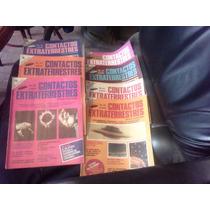 Revistas Contactos Extraterrestres Sólo $99.00