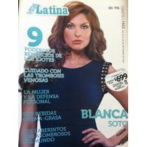 Blanca Soto Revista Vida Latina
