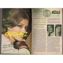 Fotonovela Mexicana Patricia María Póster Lucía Méndez 1976