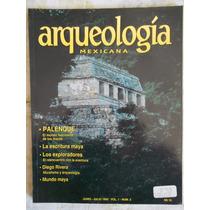 Arqueologia Mexicana Junio - Julio 1993 Vol 1 - Num 2
