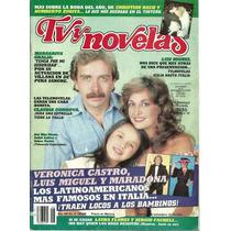 Revista Tv Y Novelas Núm. 06 En La Portada José Elías Moreno