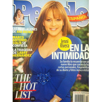 Jenni Rivera Revista People Usa