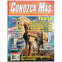 Conozca Mas Año 4 # 10 El Caballo De Troya - Maria Antonieta