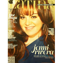 Jenni Rivera Revista Latina Usa