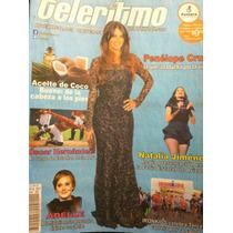 Penelope Cruz Adele Natalia Jimenez Revista Teleritmo