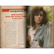 Revista Mar Castro La Chiquitibum Manuel Loco Valdés 1986