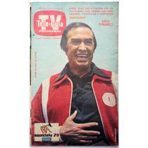 Tele Guia # 1385 Ángel Fernández Lindsay Wagner 1979